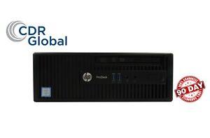 HP ProDesk 400 G3 SFF Intel Core i5-6500 3.20GHz 8GB RAM 1TB HDD Windows 10  Pro