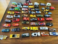 New ListingMixed Lot of 60+Hot Wheels Matchbox Loose Diecast & Plastic Cars Trucks Vehicles