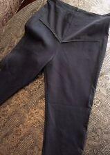 Stylish Ladies Genuine Designer Bettina Liano Black Pants NWOT-Size 6
