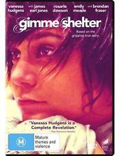 Gimme Shelter (2013) - Ronald Krauss NEW R4 DVD