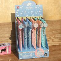 Lovely Cat 8pcs Cute Cat Automatic Pencil Writing School Office Kids GI8