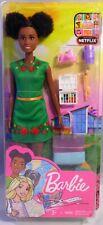 Mattel Nikki viaje barbie gbh92 dreamhouse Adventures muñeca con accesorios, nuevo