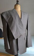 Wunderbarer zweiteiliger Fischgrät-Anzug, Gr. 48