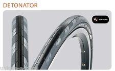 Maxxis Detonator 26 x 1.0 MTB Bike Foldable Tires - Black