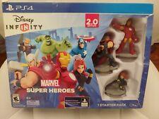Sony PlayStation 4 PS4 Disney Infinity 2.0 Edition Marvel Damaged Box New Sealed