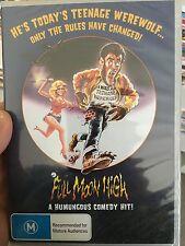 Full Moon High brand NEW/sealed region 4 DVD (1981 werewolf comedy movie) RARE
