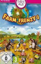 Farm Frenzy 4 allemand excellent état