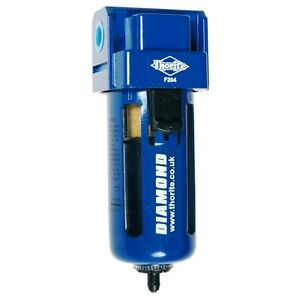 "Thorite 1/4"" BSP Compressed Air / Pneumatic Filter F204"