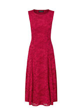 Grace @ Evans Red Lace Midaxi Dress - BNWT - Plus Size 26