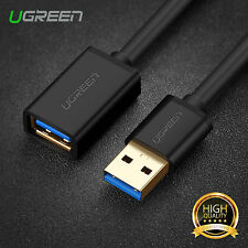 Ugreen 6Ft USB 3.0 Super Speed Male A to Female A Extension Cable Data Sync Cord