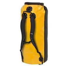 Ortlieb X-Tremer XXL Backpack Dry Bag 150L Black/Yellow Rucksack Waterproof K962