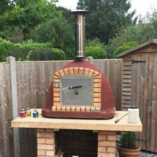 Unbranded Wood Steel Griddle Barbecues