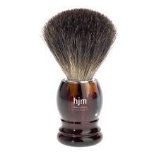 Muhle HJM Brosse à raser blaireau pur cheveux avec faux écaille De Tortue MANCHE