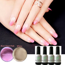 Dipping Powder Acrylic FRENCH MANICURE KIT Dip System AIR Dry Fast 2oz*2+gels