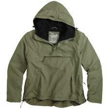 Cappotti e giacche da uomo verde impermeabili Lunghezza alla vita