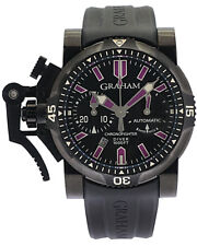 Graham Chronofighter Oversize Diver Deep Seal - 2OVEZ.B24A.K10N