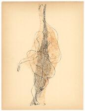 Henri Laurens original lithograph