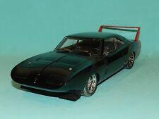 Greenlight Artisan 1/18 1969 Dodge Charger Daytona Custom Black/Red MiB