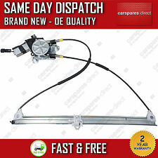 FIAT SCUDO ULYSSE 1996>06 FRONT RIGHT SIDE COMPLETE WINDOW REGULATOR WITH MOTOR