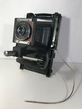 Polaroid Mp-3 Land Camera With Prontor 1:4.7 f=127 mm Rodenstock-Ysaron Lends