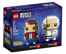 LEGO® BrickHeadz™ (41611) Marty McFly und Doc Brown inkl.0,00€ Versand Neu