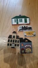 cats meow 1983 1984 &1995 collectors. Cannonball express with chessie system car