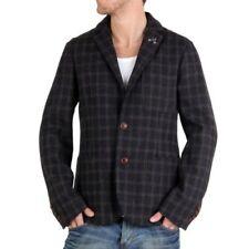 Abrigos y chaquetas de hombre gris color principal gris 100% lana