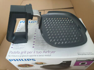 NEUF Philips HD9911/90 Grill pour Airfryer XL HD9240