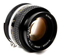 Nikon Nikkor 50mm 1:1 .4