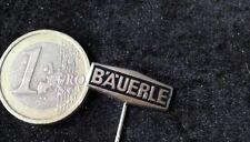 Bäuerle Holzbearbeitungsmaschinen Anstecknadel Badge