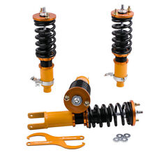 BR Coilovers for Honda Acura ED Civic CRX DA Integra Adjustable Height Shocks