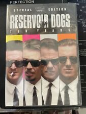 Reservoir Dogs 10th Anniversary Special Edition Dvd Brand New Sealed Free Ship