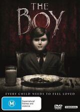 The Boy (DVD) 2016 Horror Thriller - Lauren Cohan - Rupert Evans - Region 4