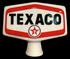 TEXACO PETROL BOWSER TOP GLOBE PUMP GAS USA LIGHT SIGN VINTAGE REPO NEW CHEIF