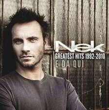 Greatest Hits 1992 - 2010 E Da Qui [2 CD] - Nek WARNER BROS