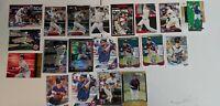 Joe Mauer Baseball Card Lot: Mixed Years/Makes Minnesota Twins Future HOF'er