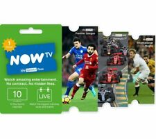 Now TV Sky Sports 1 Week 7 Day Pass Instant Delivery
