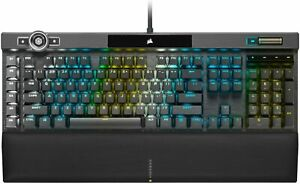 Corsair K100 RGB Optical-Mechanical Gaming Keyboard - Corsair OPX RGB