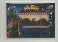 2018 Upper Deck Marvel Avengers Infinity War Film Cell Trading Card #FC9