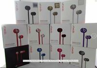 Beats by Dre Urbeats In-Ear only Headphones- Brand New In Box Sealed
