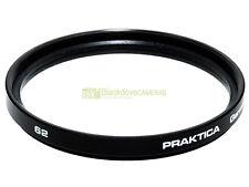 62mm. Filtro UV Protection Coated PRAKTICA. Ultra violet filter.