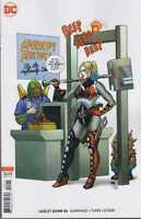 HARLEY QUINN #46 DC COMICS CHO VARIANT COVER B  VIRGIN