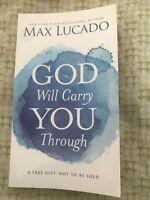God Will Carry You Through-Max Lucado-Paperback-