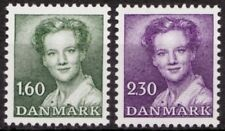 Denmark 1982 Mi 759-760 Definitives Queen Margrethe MNH