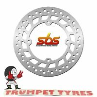 Honda XR 400 Supermotard 00 - 03 SBS Front Brake Disc Genuine OE Quality 5031