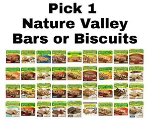 Pick 1 Nature Valley Granola Bars Box