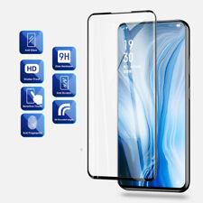Full Cover Tempered Glass For Oppo Realme C2 2020 C17 7 Pro X7 Pro V3 X7 C15 C11