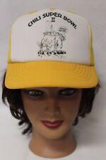 Chili Super Bowl II Hotter Baseball Trucker Mesh Cap Hat Snapback