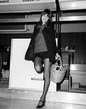 """Jane Birkin 10"""" x 8"""" Photograph no 8"""