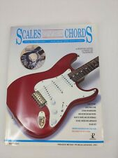 Scales over Chords : How to Improvise & Never Play Bad Notes! Book + CD